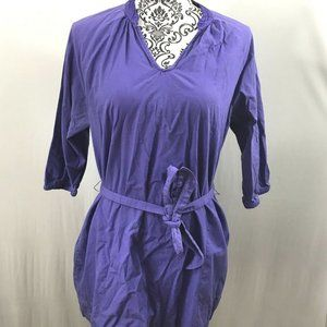 Converse One Star Purple Tunic Top